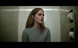 EMMA WATSON AND KAREN GILLAN ARE SHITTING AND PISSING NEXT TO EACH OTHER!
